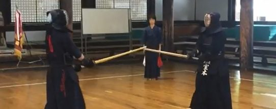 京都府実業団剣道大会