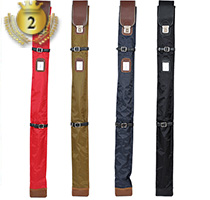 ナイロン略式竹刀袋ワンタッチ2本入L