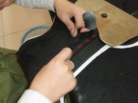 剣道防具面の製造工程-剣道防具工房「源」-9