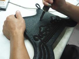 剣道防具面の製造工程-剣道防具工房「源」-12