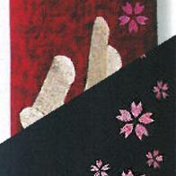 【寶船】桜刺繍【寶船刺繍オプション 剣道具】