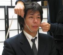 剣道防具面の製造工程-剣道防具工房「源」-2
