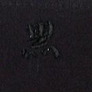 黒刺繍ネーム画像