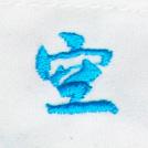 空刺繍ネーム画像
